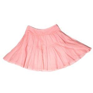 JCrew Voile Tiered Cotton Mini Skirt